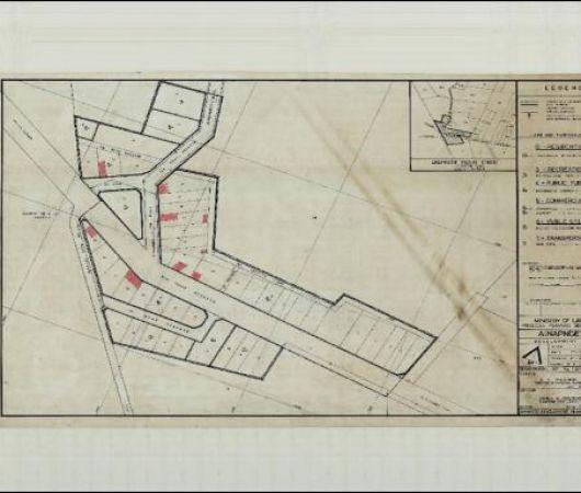 Digitization of Analogue Physical Development Plans for Uasin Gishu County