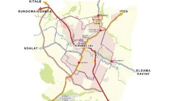 Preparation of Eldoret Municipality Transport Development Plan