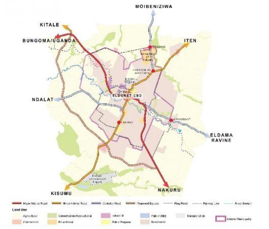 Preparation of Eldoret Municipality Transport Development Plan