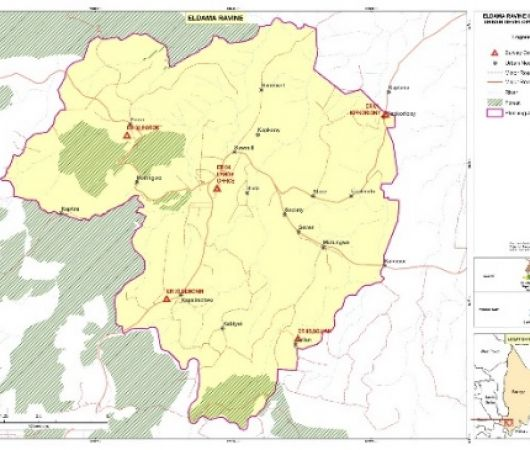 Preparation of Integrated Urban Development Plan (IUDP) for Edama Ravine Town